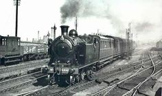 LNER Locomotive No 9449 passing Craigentinny, Edinburgh, around 1929