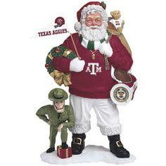 Aggies AND Santa???? Perfect!!!