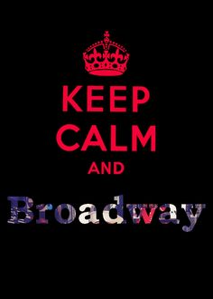 This picture was meant for ALL of my musical theatre geek friends. :D