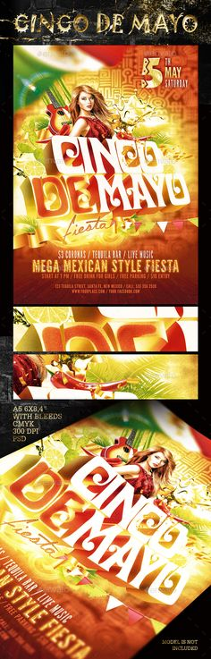 Download: http://graphicriver.net/item/cinco-de-mayo-flyer/15626400