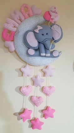 Felt Name, Felt Crafts, Baby Shower Themes, Mobiles, A4, Alphabet, Crafts For Kids, Banner, Outdoors