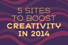 5 Sites to Boost Creativity in 2014 ~ Creative Market Blog
