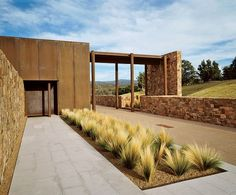 private residence | stephen bucchieri | santa fe | landscape design by julia berman