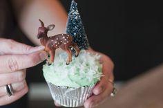 Fun cupcakes.