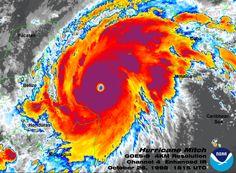Hurricane Mitch - 1998