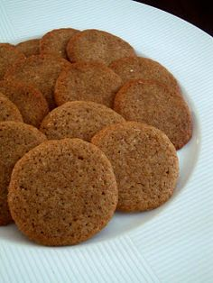 Speculoos, buttery spicy cookie