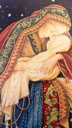Blessed Virgin Mother Mary and Jesus Religious Pictures, Religious Icons, Religious Art, Blessed Mother Mary, Blessed Virgin Mary, Virgin Mary Art, Jesus Mother, Divine Mother, Mother Mother