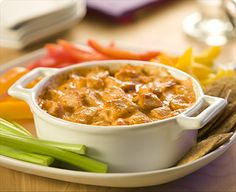 Buffalo Chicken Dip Recipe!
