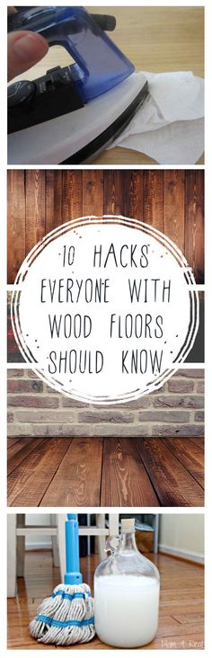 10 Hacks Everyone With Wood Floors Should Know -
