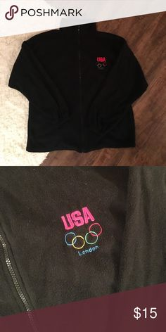 Fleece jacket Team USA London Olympics fleece jacket from US Olympic Committee Jackets & Coats