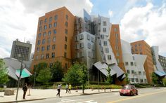 A Boston Mystery Hotel (Boston, Massachusetts) - Jetsetter Boston Pops, In Boston, Interesting Buildings, Amazing Buildings, Mystery Hotel, Brick Projects, Frank Gehry, Hotels And Resorts, Places To See