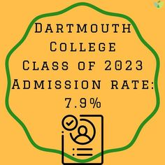 Follow our blog for more #collegeadmissions stats for the #ClassOf2023! #AspireApplyAchieve #CollegePrep #HigherEd #Dartmouth Amherst College, High E, Fun Fact Friday, Dartmouth College, College Classes, College Admission, Fun Facts, How To Apply, Blog