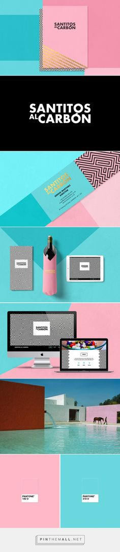 Santitos Al Carbon Restaurant Branding by Rand Studio | Fivestar Branding Agency – Design and Branding Agency & Curated Inspiration Gallery