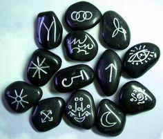 Witch Runes - Neopaganism