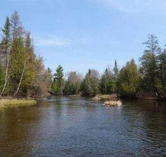 Holy Waters, Au Sable River, Michigan