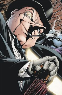 the penguin | The Penguin (AKA – Oswald Cobblepot) 10/24/2011 | The BatCave