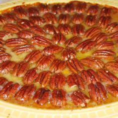 Sweet Potato & Pecan Pie Recipe from Chef Kirby's Favorite Recipes