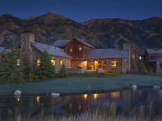 Teton Village House Rental: Four Bedroom Shooting Star Cabin, Accommodates Up To Nine Guests | HomeAway