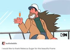 I still cant beleive this is the same Greg we saw in the first episodes