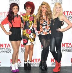 <b>Little Mix Style</b> File - of - Galleries - Secret Salons Little Mix Outfits, Little Mix Style, Little Mix Girls, My Style, Best Toddler Toys, Fashion Videos, Spice Girls, New Artists, New Girl