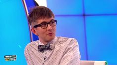 "On ""Would I Lie to You?"" Choirmaster Gareth Malone claims that when he's auditioning singers for a choir he asks them to sing ""Baa Baa Black Sheep"" #humor #funny #lol #comedy #chiste #fun #chistes #meme"