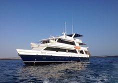 Letty Galapagos Cruise Boat  #Galapagos #Ecuador