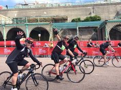 Thank you to Richard Banks from Bathworks who completed the London to Brighton cycle challenge over the weekend. This is the first fundraising activity for Bath Works UK, who are aiming to raise an incredible £10,000 for Willen Hospice Milton Keynes over the next 12 months.