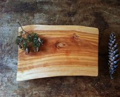 Brown Mountain Woods PPAS Gourmet Acacia Hardwood Pizza Peel//Cutting Board//Serving Tray