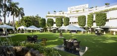 The Claridges New Delhi is 5 Star hotel situated on Aurangzeb Road in New #Delhi. It is distance from Indira Gandhi #Airport Approx. 13km and New Delhi Railway Station Approx. 6km. The #hotel has a well furnish conference hall. #vacation #holiday