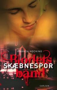 9 out of 10 stars for Skæbnespor by Amanda Hocking #boganmeldelse #bookreview See more reviews at http://www.boggnasker.dk
