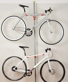 Tintoretto Two-Bike Storage Rack by The Art of  sc 1 st  Pinterest & Delta Cycle Michelangelo RRS 2-Bike Storage Rack | Outdoor / Fitness ...