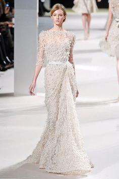 ELIE SAAB 2011 Spring - ELIE SAAB Haute Couture Collections on ELLE.com