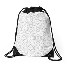 Drawstring Bags by dahleea Iphone Wallet, Iphone Cases, Drawstring Bags, Zipper Pouch, 2d, Chiffon Tops, Backpacks, Throw Pillows, Tote Bag