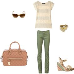 Fun for Spring, created by lisa-1729 on Polyvore (made this one myself)
