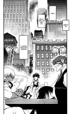 Чтение манги Фронт Кровавой Блокады 1 - 3 - самые свежие переводы. Read manga online! - ReadManga.me