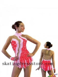 Cheap custom girl, Buy Quality custom clothes directly from China custom ice skates Suppliers: red ice skating clothes girls hot sale 2017 new figure skating clothes girls competiiton ice skating clothes custom Dance Outfits, Sport Outfits, Majorette Uniforms, Figure Skating Competition Dresses, Skate Wear, Figure Skating Dresses, Girls World, Dress Brands, Dress Patterns