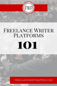 Freelance Writer Platforms 101 - Learn what freelance writer platforms are, why you want one, and how you can build one. Includes 36 tools and tactics for building your professional platform.