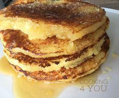 Harchas façon pancakes