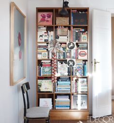 7 Ideas to Transform Your Bookshelves
