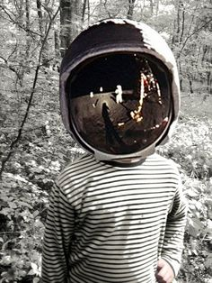 Head on the moon #the2bandits #inspiration
