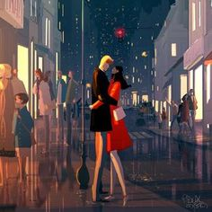 Another night out. by PascalCampion.dev... on @DeviantArt