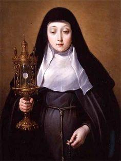 Quando Santa Chiara fece fuggire i maomettani da Assisi
