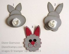 Image result for Stampin Up Hippity hoppity bunny