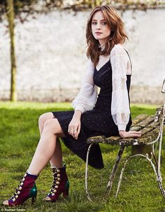 Why Peaky Blinders' Sophie won't settle for second best Sophie Rundle, Suranne Jones, Gentleman Jack, Female Friends, British Actresses, Hot Actresses, Cool Boots, Beauty Women, Beautiful People