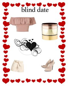 """""""blind date"""" by melziggy-mb on Polyvore featuring Étoile Isabel Marant, Miss Selfridge, Casadei and Gemma Redux"""