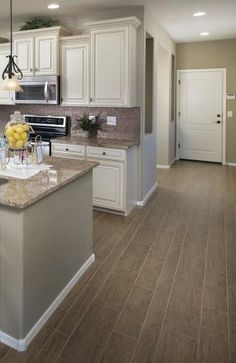 Country Porcelain Tile Emser Country Porcelain Tile Country Porcelain Tile Emser Country Porcelain T Kitchen Paint, Kitchen Redo, New Kitchen, Kitchen Ideas, Awesome Kitchen, Cuisine Espresso, Espresso Kitchen Cabinets, Espresso Cabinet, Cuisines Design