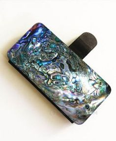 abalone shell wallet case, Wallet Phone Case Iphone 6 Plus, Wallet iPhone cases, Wallet samsung cases