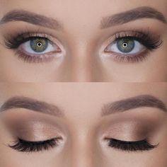 21 Best Eyeshadow Basics Everyone should . 21 Best Eyeshadow Basics Everyone should know Eyeshadow Basics, Best Eyeshadow, Eyeshadow Palette, Natural Eyeshadow Looks, Subtle Eye Makeup, Easy Makeup, Natural Smoky Eye, Everyday Eyeshadow, Light Eye Makeup