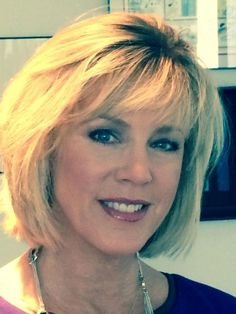 Deborah Norville New Hairstyle | ... to Deborah Norville.com -- (pinner's comment- I want this haircut