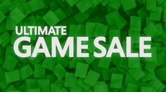 Xbox Ultimate Game Sale 2017 details : 30th June - 10th July 2017 Summer is here and that means it's time for the big dogs at Xbox HQ to hit the go button on a new sale - the Xbox Ultimate Game Sale. Running between the 30th June and 10th July, this sale delivers discounts on more than 350 different Xbox One and Xbox 360 products, with Xbox Live Gold members receiving an even big price cut....